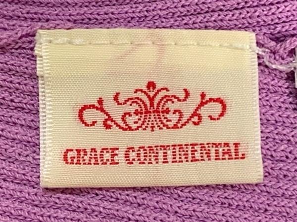 グレースコンチネンタル 長袖セーター サイズ36 S レディース ピンク