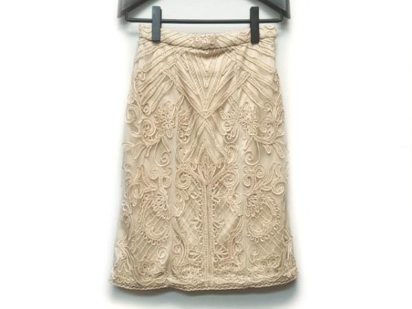 SUEWONG(スーウォン) スカート サイズ6 M レディース美品  イエロー