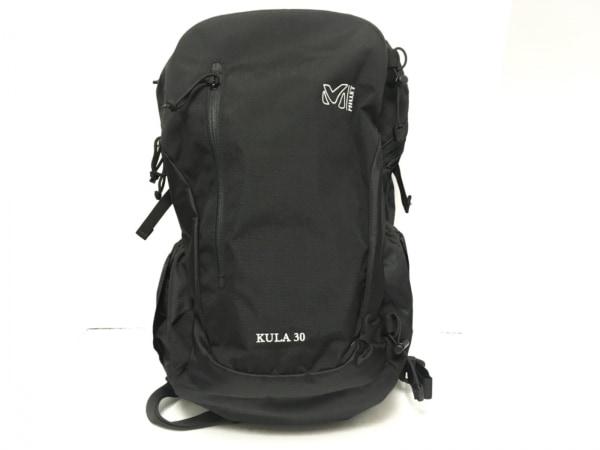 MILLET(ミレー) リュックサック美品  KULA30 黒 ナイロン