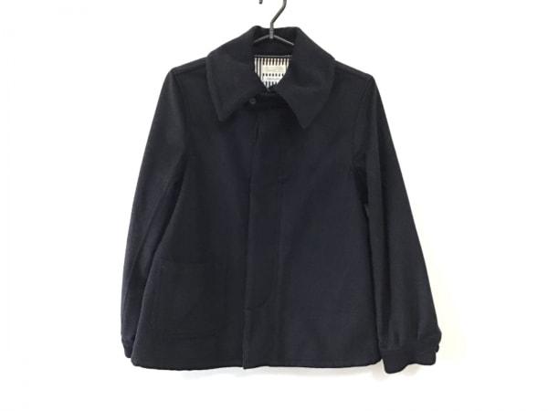BEAMSBOY(ビームスボーイ) コート レディース美品  黒 ショート丈/冬物