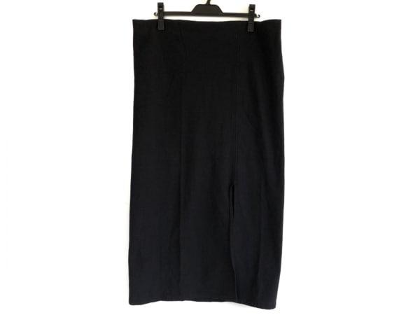 Y's(ワイズ) ロングスカート サイズ3 L レディース美品  黒