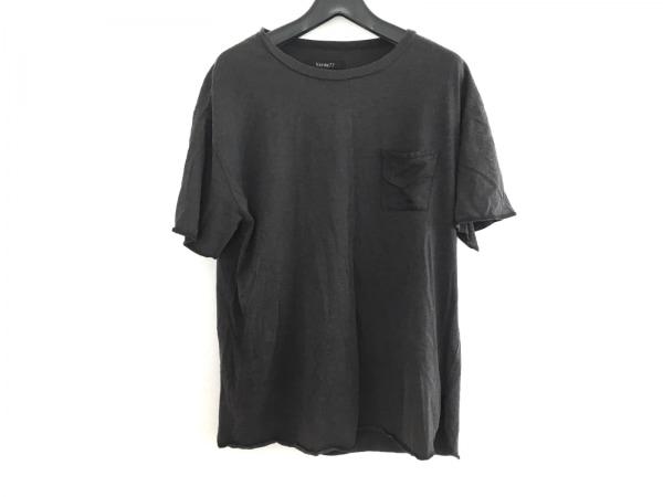 Varde77(バルデセブンティセブン) 半袖Tシャツ サイズ2 M メンズ ダークグレー