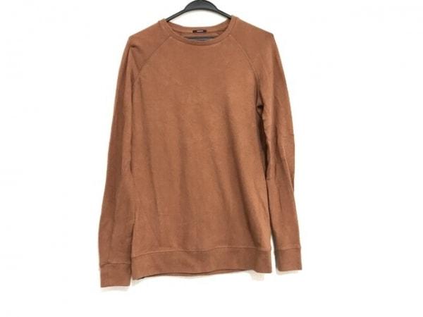 DENHAM(デンハム) 長袖セーター サイズXS メンズ美品  ブラウン