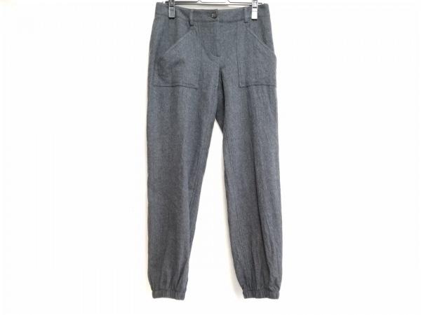 theory(セオリー) パンツ サイズ2 S レディース美品  ダークグレー