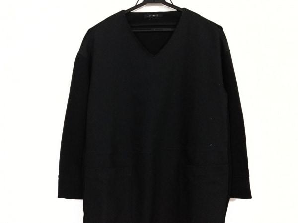 MACPHEE(マカフィ) ワンピース サイズ36 S レディース 黒