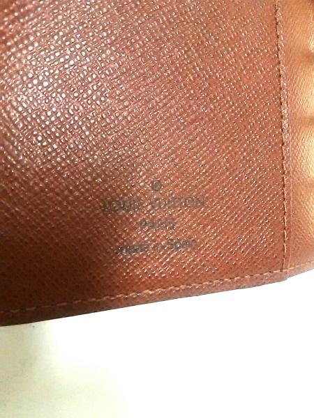 ルイヴィトン 手帳 モノグラム美品  アジェンダPM R20005 モノグラム・キャンバス