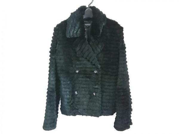 LittleNewYork(リトルニューヨーク) コート サイズ6 M レディース美品  黒