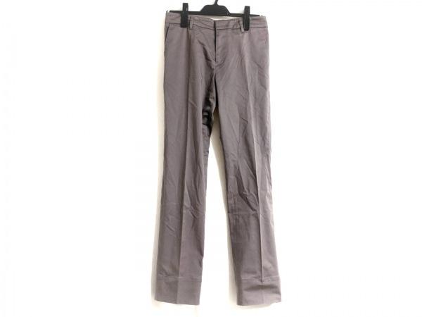 JILSANDER(ジルサンダー) パンツ サイズ34 XS レディース ダークグレー