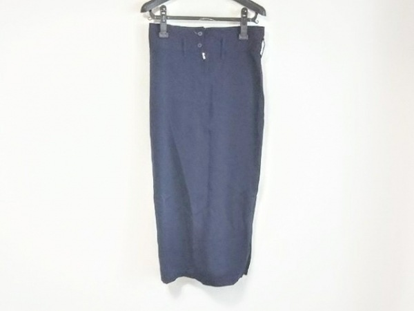 Y's(ワイズ) スカート レディース美品  ネイビー