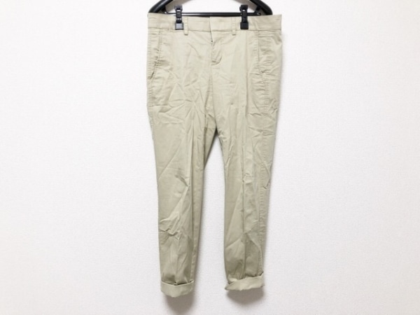 VINCE(ヴィンス) パンツ サイズ2 S レディース ベージュ