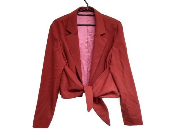 Sybilla(シビラ) ジャケット サイズ40 XL レディース美品  レッド