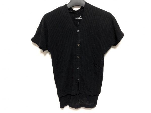 tricot COMMEdesGARCONS(トリココムデギャルソン) 半袖シャツブラウス レディース 黒
