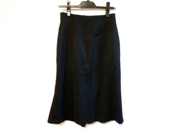 EPOCA(エポカ) スカート サイズ40 M レディース 黒