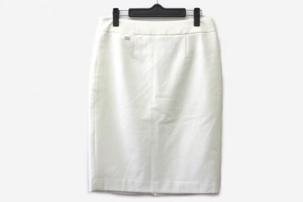 CalvinKlein(カルバンクライン) スカート サイズ4 XL レディース 白