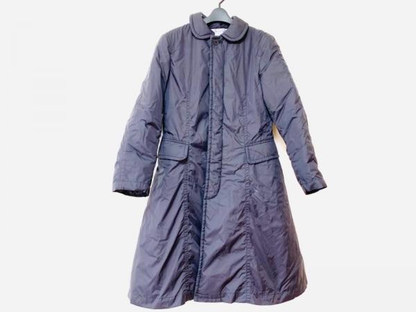 コムデギャルソン コムデギャルソン コート サイズM レディース 黒 中綿/冬物