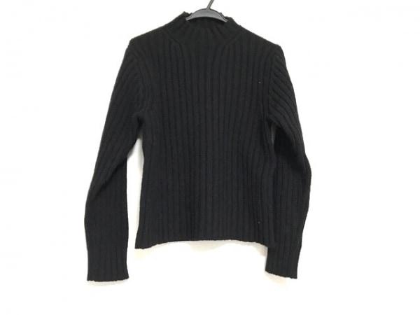 Y's(ワイズ) 長袖セーター サイズ3 L メンズ美品  黒 ハイネック/for men