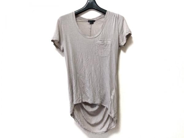 theory(セオリー) 半袖Tシャツ サイズS レディース ベージュ