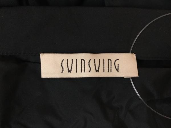 SWINSWING(スウィンスウィング) ジャケット サイズ42 L レディース美品  黒