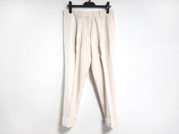 ザシークレットクローゼット パンツ サイズ2 M レディース アイボリー