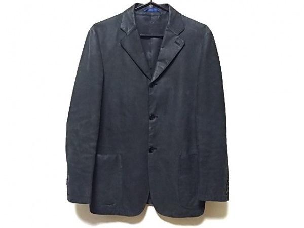 PaulSmith(ポールスミス) ジャケット サイズL メンズ 黒 馬皮