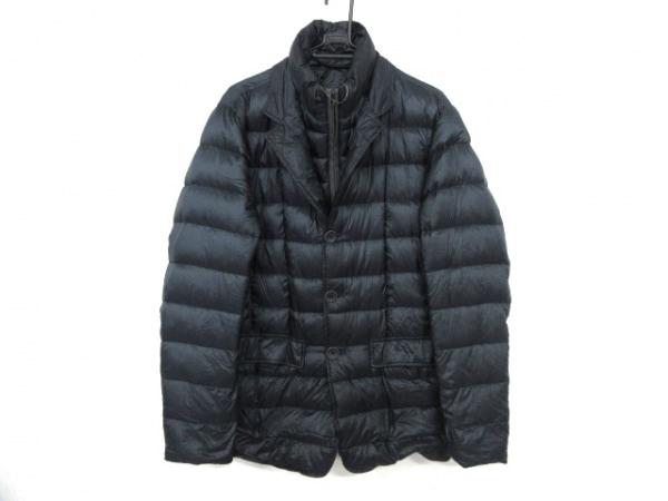 HERNO(ヘルノ) ダウンジャケット サイズ50 M メンズ ネイビー 冬物
