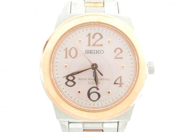 SEIKO(セイコー) 腕時計 ルキア 3B21-0AW0 レディース ライトピンク