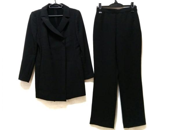 MOGA(モガ) レディースパンツスーツ サイズ2 M レディース 黒