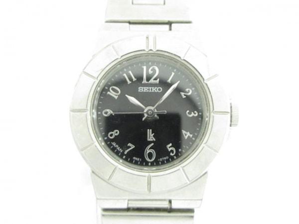 SEIKO(セイコー) 腕時計 ルキア 4N21-1130 レディース 黒