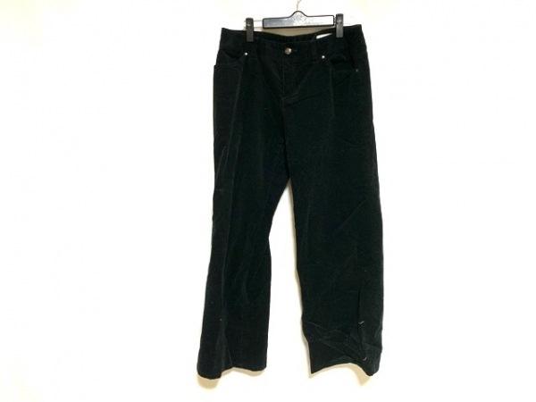自由区/jiyuku(ジユウク) パンツ サイズ42 L レディース美品  黒 コーデュロイ