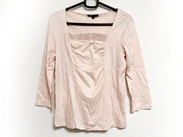 23区(ニジュウサンク) 半袖カットソー サイズ38 M レディース美品  ピンク