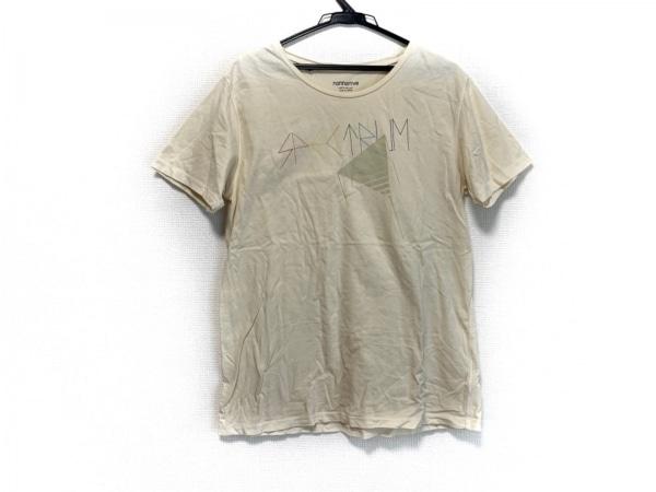 nonnative(ノンネイティブ) 半袖Tシャツ サイズ2 M メンズ アイボリー×マルチ