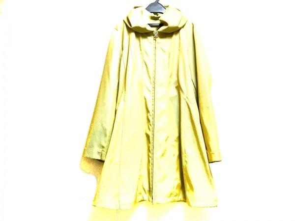 KEIKO KISHI(ケイコキシ) コート サイズ2 M レディース美品  カーキ 春・秋物