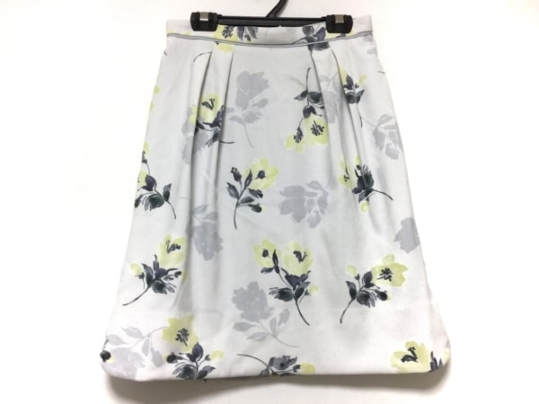 Apuweiser-riche(アプワイザーリッシェ) スカート サイズ1 S レディース 花柄