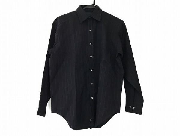 エーエーアールヨウジヤマモト 長袖シャツ サイズM メンズ美品  黒×グレー
