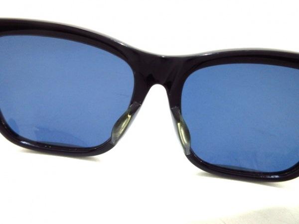 ゴルチエ サングラス 56-8002 ダークネイビー×黒×シルバー プラスチック
