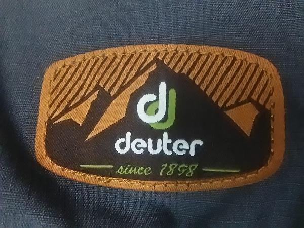 deuter(ドイター) リュックサック グレー×ブラウン ナイロン