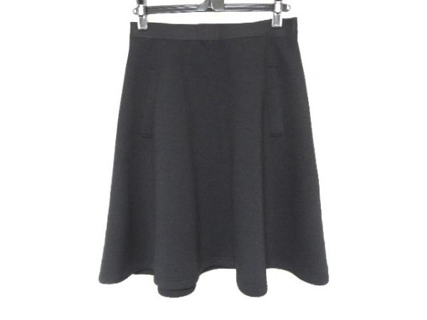 M'S GRACY(エムズグレイシー) スカート サイズ40 M レディース美品  黒 リボン