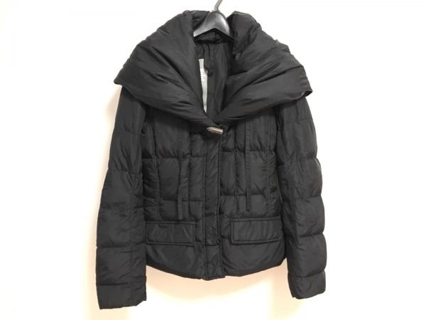 add(アッド・エーディーディー) ダウンジャケット サイズ2 M レディース 黒 冬物