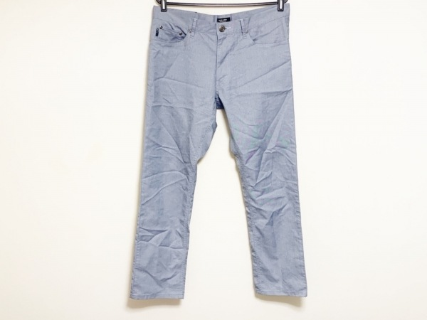 Burberry Black Label(バーバリーブラックレーベル) パンツ サイズ82 メンズ ブルー