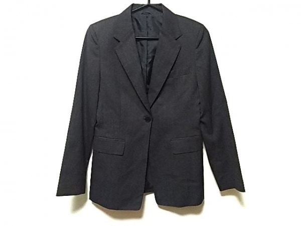 UNTITLED(アンタイトル) ジャケット サイズ9 M レディース ダークグレー