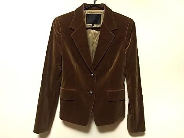 UNTITLED(アンタイトル) ジャケット サイズ2 M レディース美品  ブラウン