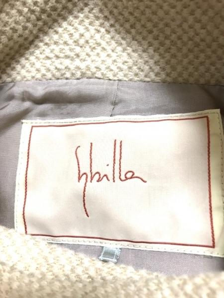 Sybilla(シビラ) コート サイズM レディース美品  ベージュ 冬物