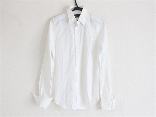RalphLauren(ラルフローレン) 長袖シャツ サイズ4 XL メンズ美品  白