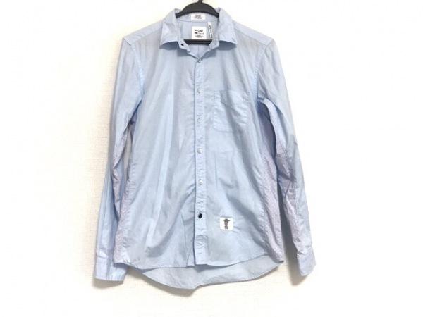 ベドウィン アンド ザ ハートブレイカーズ 長袖シャツ サイズ1 S メンズ美品