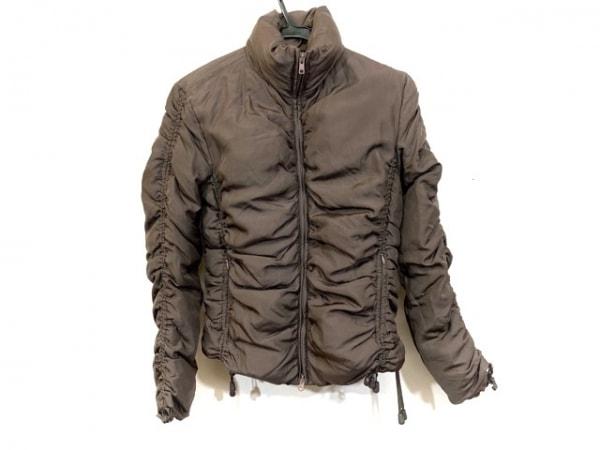 ブラックバイマウジー ダウンジャケット サイズ2 M レディース ダークグレー