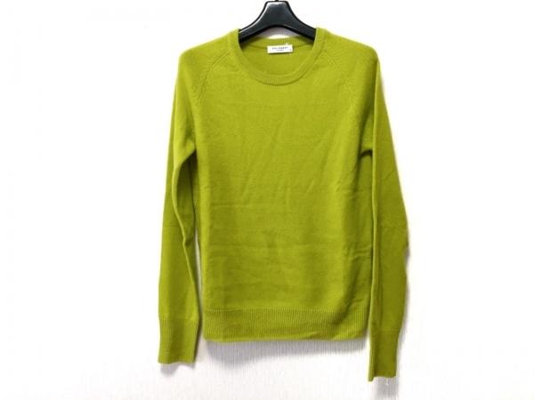 エキプモン 長袖セーター サイズXS レディース美品  ライトグリーン カシミヤ