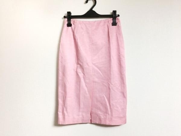 VERSUS(ヴェルサス) スカート サイズ38 M レディース美品  ピンク