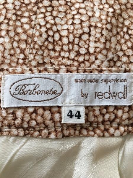 レッドウォールボルボネーゼ スカートセットアップ サイズ44 L レディース美品