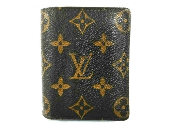 ルイヴィトン 2つ折り財布 モノグラム ポルトフォイユ・マジェラン M60045