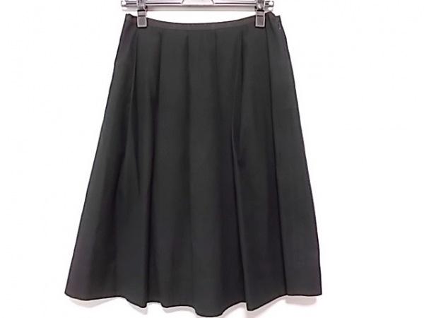 MargaretHowell(マーガレットハウエル) スカート サイズ1 S レディース美品  黒